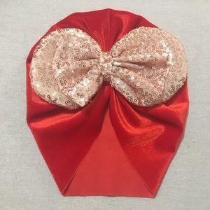 Other - Handmade Minnie Inspired Baby Turban
